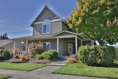Hayden Single Family Home For Sale: 10909 N Danielle Rd