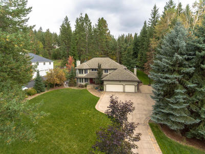 Coeur D'alene, Dalton Gardens Single Family Home For Sale: 2680 E Hayden View Dr
