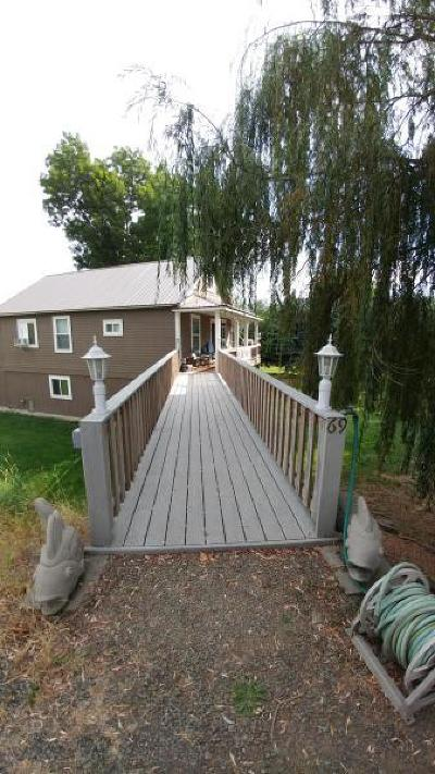 St. Maries Single Family Home For Sale: 69 Willow St