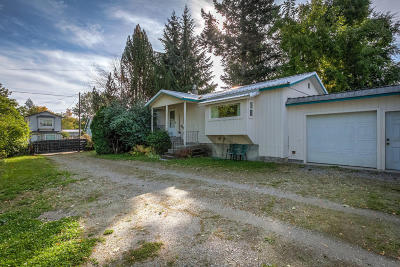 Coeur D'alene Single Family Home For Sale: 2817 N 10th Pl