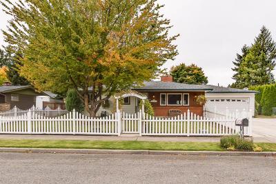 Coeur D'alene Single Family Home For Sale: 2207 N Monte Vista Dr