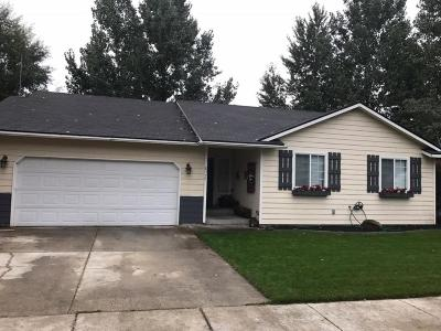 Rathdrum Single Family Home For Sale: 8574 W Colorado St