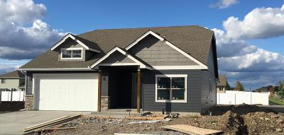 Coeur D'alene Single Family Home For Sale: 4025 W Homeward Bound Blvd