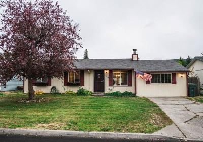 Post Falls Single Family Home For Sale: 1610 E 2nd Ave