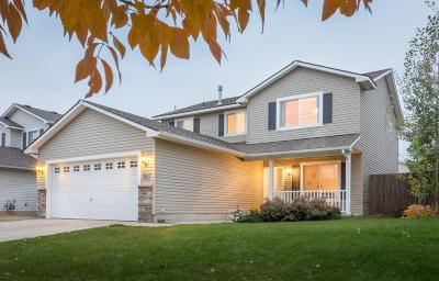 Coeur D'alene Single Family Home For Sale: 7463 N Bedford Ln