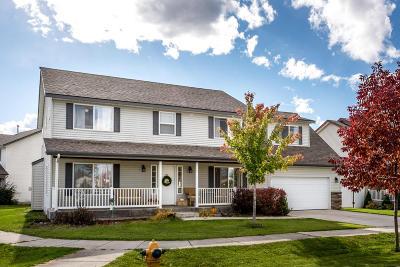 Coeur D'alene Single Family Home For Sale: 3862 W Long Meadow Dr