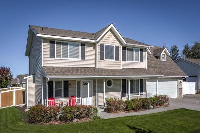 Coeur D'alene Single Family Home For Sale: 3849 W Princetown Ln