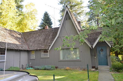 Hayden Single Family Home For Sale: 10240 N Fir Ln