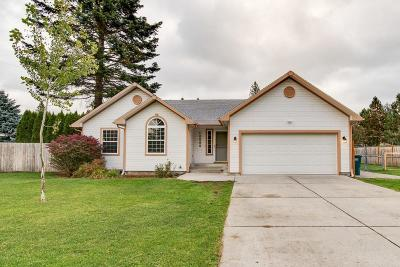 Hayden Single Family Home For Sale: 10028 N Bateman St