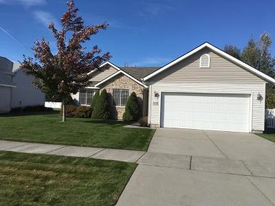 Hayden Single Family Home For Sale: 8285 N Vantage Dr