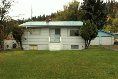 St. Maries ID Single Family Home For Sale: $172,000