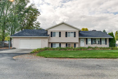 Hayden Single Family Home For Sale: 9433 N Reed Rd