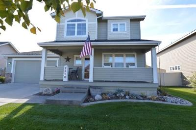 Coeur D'alene Single Family Home For Sale: 2650 W Dumont Dr
