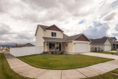 Post Falls Single Family Home For Sale: 13043 N Zodiac Loop