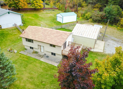 Kellogg Single Family Home For Sale: 390 East Park Drive
