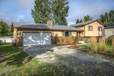 Post Falls Single Family Home For Sale: 879 N Tinsmith Ln