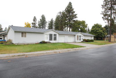Post Falls Multi Family Home For Sale: 1901 N Compton Street