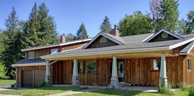 Sandpoint Single Family Home For Sale: 315 Ashlin