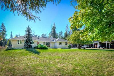 Hayden Single Family Home For Sale: 1830 E. Foxborough Court