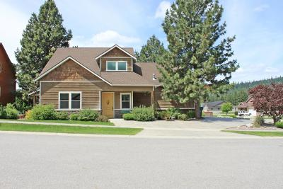 Rathdrum Single Family Home For Sale: 14637 N Reagan Court