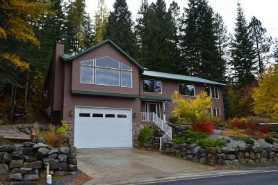 Coeur D'alene Single Family Home For Sale: 18475 S Watson Rd
