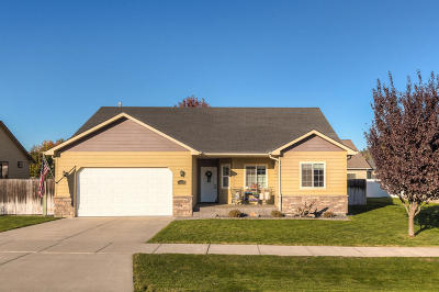 Rathdrum Single Family Home For Sale: 14609 N Ohio St