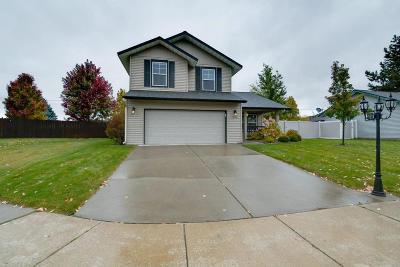 Coeur D'alene Single Family Home For Sale: 1291 E Center Green Loop