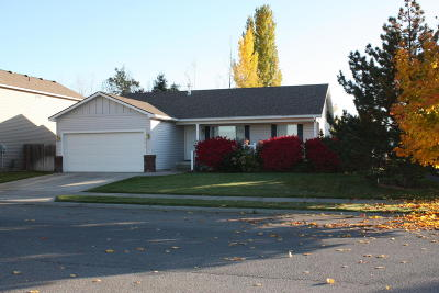 Coeur D'alene Single Family Home For Sale: 2272 W Canfield Ave
