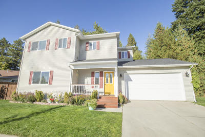 Sandpoint Single Family Home For Sale: 418 Alexander Way