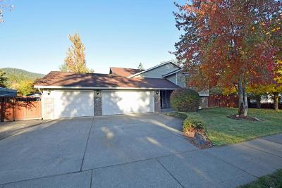 Coeur D'alene Single Family Home For Sale: 3716 N Purcell Pl