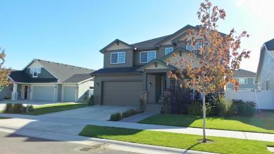 Coeur D'alene Single Family Home For Sale: 3022 W Rimbaud Ave