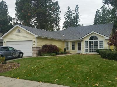 Post Falls Single Family Home For Sale: 2481 N Titleist Way