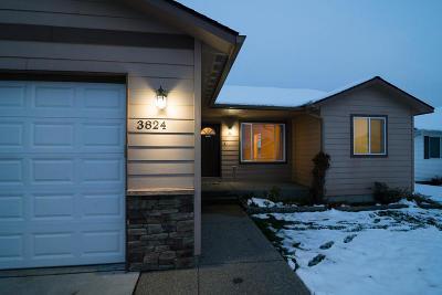 Post Falls Single Family Home For Sale: 3824 N Maxfli Ln