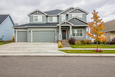 Coeur D'alene Single Family Home For Sale: 3009 W Augustin Dr