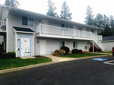 Coeur D'alene Condo/Townhouse For Sale: 723 E Whispering Pines Ln #17