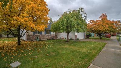 Hayden Single Family Home For Sale: 8074 N Marabou Dr