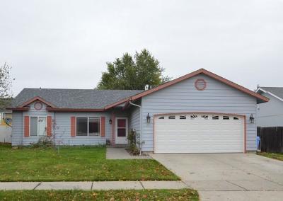Post Falls Single Family Home For Sale: 1285 E Stockman Ave