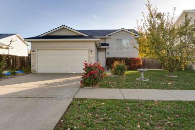 Hayden Single Family Home For Sale: 11240 N Cutlass St