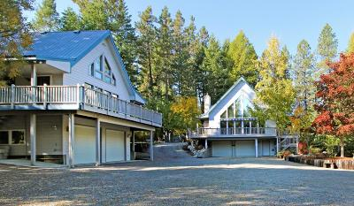 Sandpoint Single Family Home For Sale: 855 Wood View