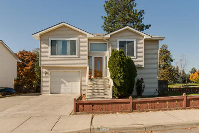 Coeur D'alene Single Family Home For Sale: 3291 N 12th St