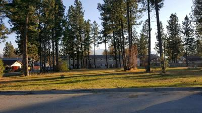 Post Falls Residential Lots & Land For Sale: NNA E 19th Ave Lot 4 & 7