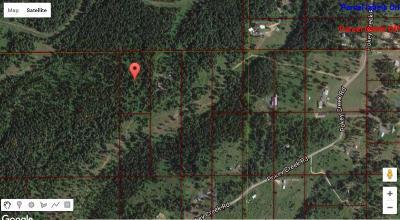 Benewah County Residential Lots & Land For Sale: NKA Tram Creek Road