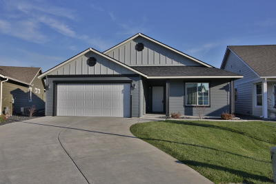 Rathdrum Single Family Home For Sale: 7942 W Kayak Ct