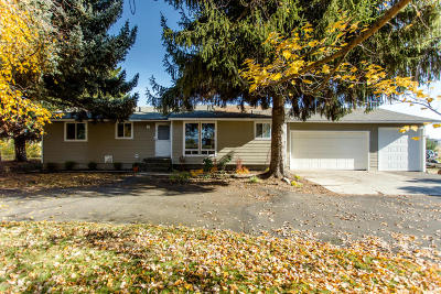 Post Falls Single Family Home For Sale: 8514 N Chase Rd