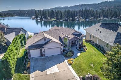 Post Falls Single Family Home For Sale: 1310 S Riverside Harbor Dr