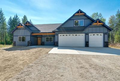 Rathdrum Single Family Home For Sale: L4B4 Massif Road