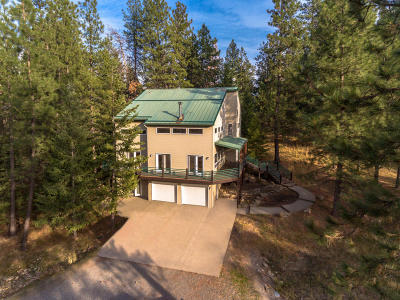 Coeur D'alene, Dalton Gardens Single Family Home For Sale: 5406 W Highland Dr