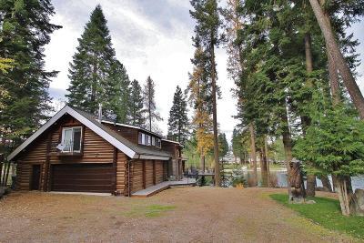Kootenai County Single Family Home For Sale: 8945 W Riverview Dr