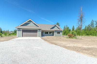 Rathdrum Single Family Home For Sale: L19B2 Penobscot Drive