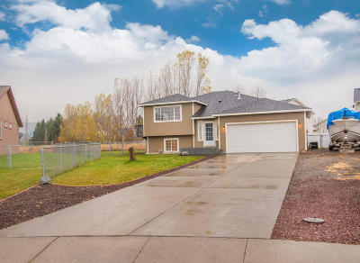 Post Falls ID Single Family Home Sold: $229,900